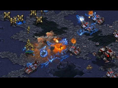 Flash (T) v Jangbi (P) on Luna - StarCraft  - Brood War REMASTERED