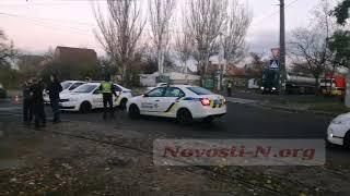 В Николаеве «Деу» перевернул ВАЗ — трое пострадавших, в том числе ребенок