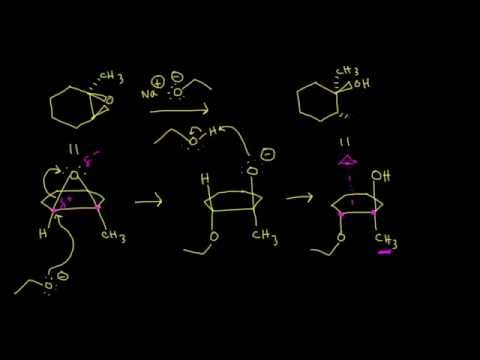 Ring-opening reactions of epoxides: Strong nucleophiles ...   480 x 360 jpeg 10kB