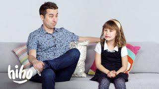 Kid Explains School Lockdowns to her Dad | Kids Explain | HiHo Kids