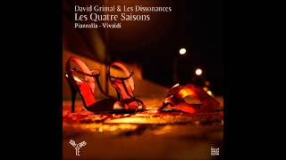Piazzolla: Verano Porteño - David Grimal & Les Dissonances
