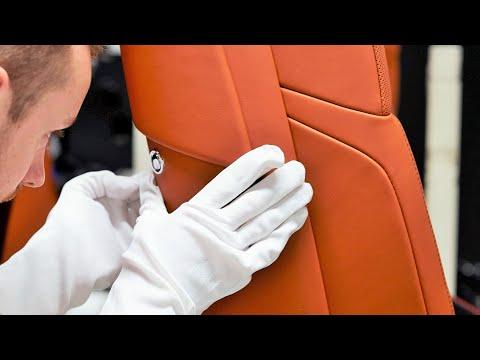 Rolls-Royce Factory Leather Shop [14:12]