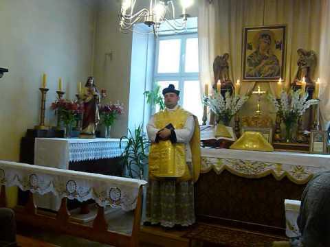 Znalezione obrazy dla zapytania kaplica pod wezwaniem x. Trytek