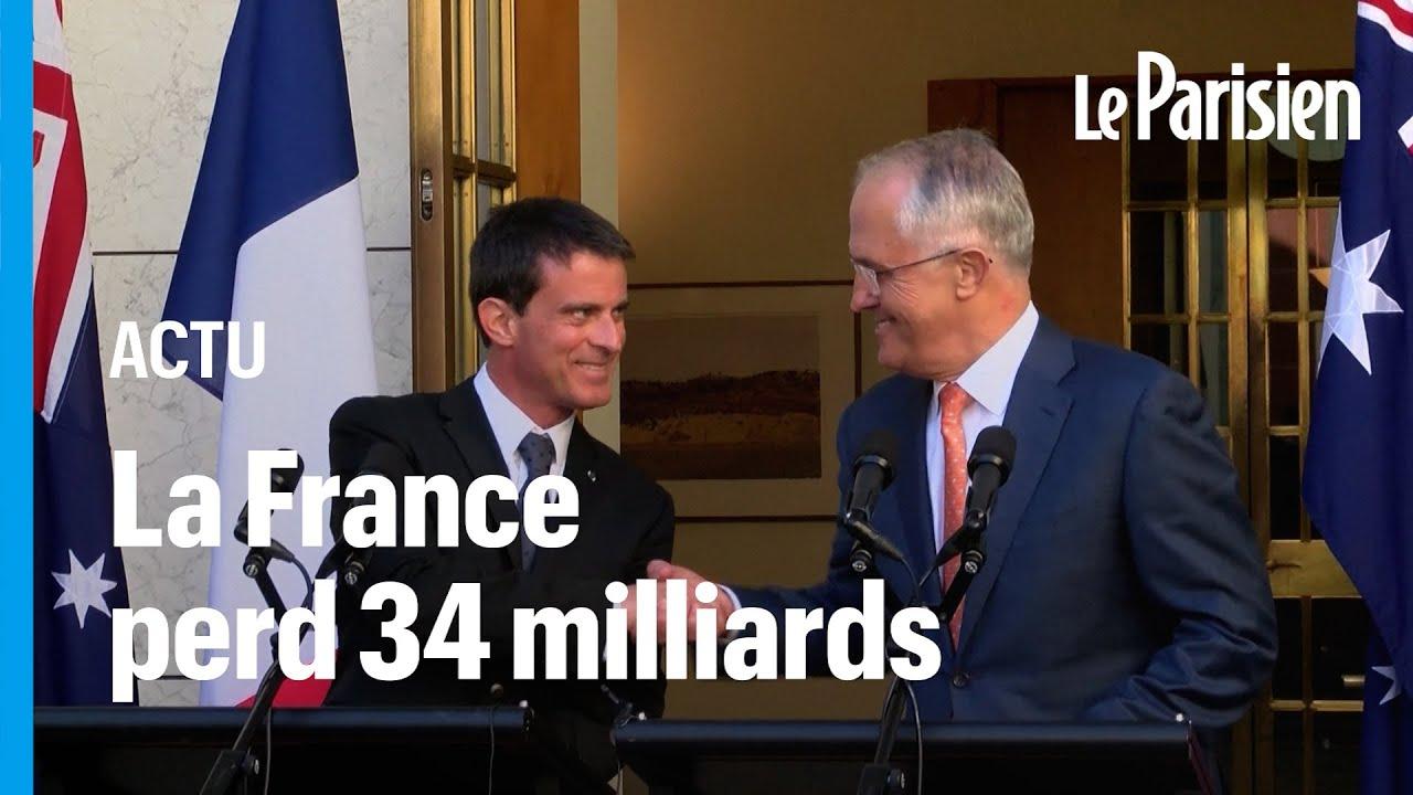 Sous-marins : pourquoi l'Australie vient de rompre « le contrat du siècle » avec la France