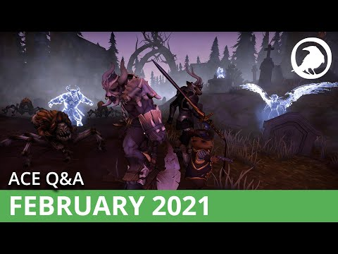 Crowfall's Latest ACE Q&A Gives an Overview and Explains the Latest Test Build