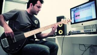 Streetlight Manifesto - Everything Went Numb (Fernando Rizzardi Bass Cover)