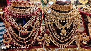 অরিজিনাল ইন্ডিয়ান Unique Design জয়পুরি Bridal Jewelry Collection, Exclusive Bridal Jewelry