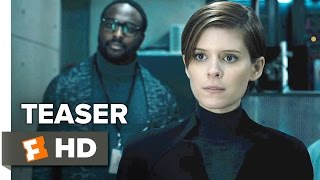 Morgan Official Teaser Trailer 1 2016  Kate Mara Rose Leslie Movie HD