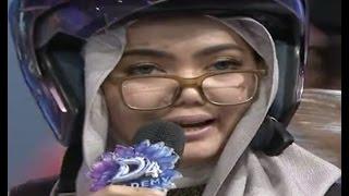 Lucunya Rina Nose Dan Gilang Dirga Jadi Kakek Nenek (D'Academy 4 Top 15 Result Group 3)