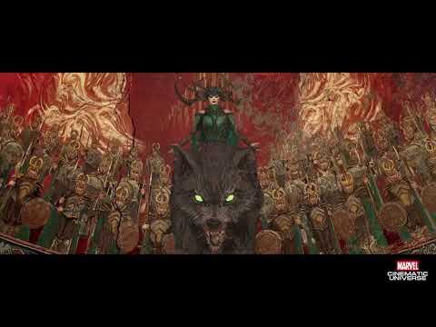 Thor Ragnarok  Hela Explains History of Odin