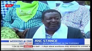 ANC backs up Raila's swearing plan on December 12