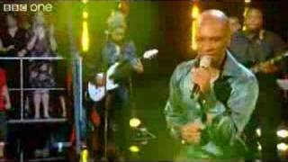 Andy Abraham Even If - Eurovision Song Contest 2008 UK - BBC