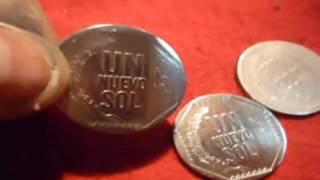 COMO LIMPIAR MONEDAS ANTIGUAS OXIDADAS ó VIEJAS Limpieza Casera De Monedas