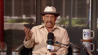 How Actor Danny Trejo Lost His Head on Breaking Bad & If Con Air Counts as a Rom-Com   6/21/17