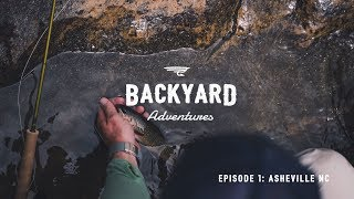 Backyard Adventures: Asheville, NC