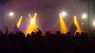 Absu - Highland Tyrant Attack - Live - Glasgow - 12/12/2016
