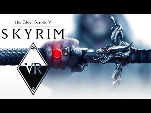 ЛОМАЕМ ИГРУ ПОЛНОСТЬЮ! • The Elder Scrolls V Skyrim VR #10