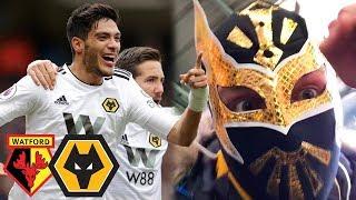 RAUL'S REVENGE! - Watford Vs Wolves 1-2 Match Day Vlog