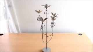 DIY金属植物サラサドウダン-1MetallicPlants-Enkianthuscampanulatus