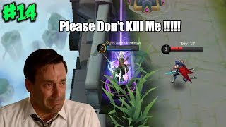 Mobile Legends WTF | Funny Moments Episode 14: Please don't kill me