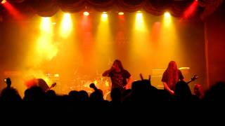 Cannibal Corpse - Hammer Smashed Face into Stripped - 70000 Tons of Metal II [freddypipes]