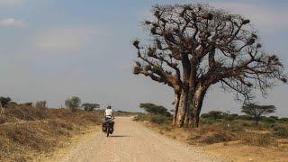 Vlog/30تنزانيا بدراجة 🇹🇿 إلتقيت مسلم تنزاني طيب جدا