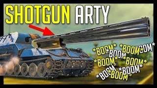 ► Can Artillery be FUN!? - World of Tanks SPG Gameplay