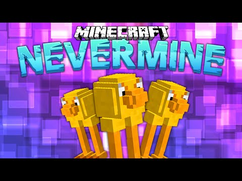Minecraft Mods ★ KILLER CHARGER BIRDS ★ Nevermine Mod (2) - Dumb and Dumber