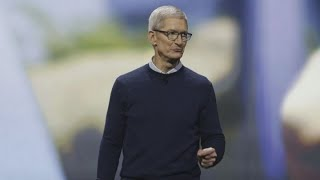 Apple CEO warns our data 'being weaponized against us'