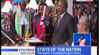 President Uhuru to address joint sitting of two parliamentary chambers
