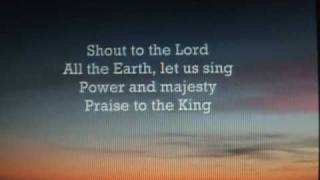 Shout To The Lord ( Tagalog Version) With Lyrics