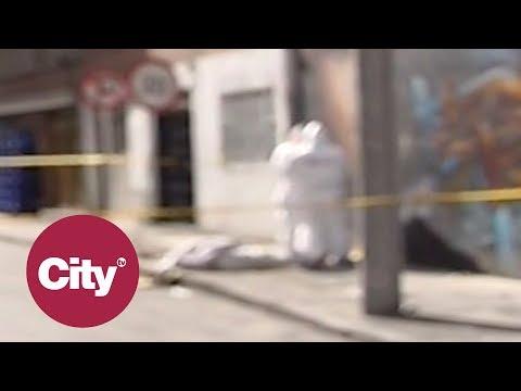 Hallan el cuerpo de un hombre en un andén de Chapinero | Citytv