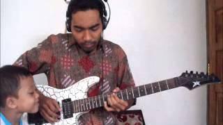 Bangun Pemudi Pemuda A Simanjuntak  Guitar Cover