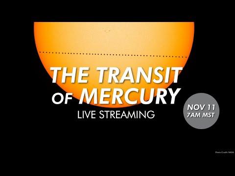 Mercury Transit 2019 at Lowell Observatory