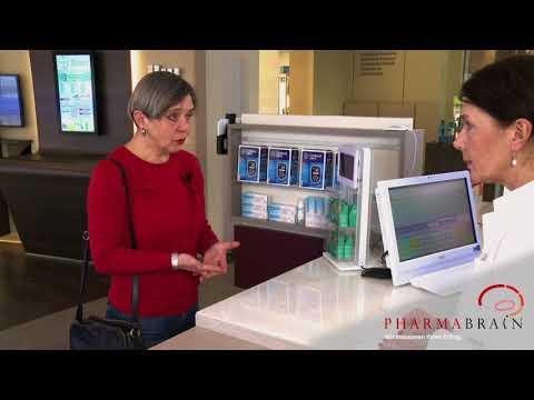 Medizinischer Tonometer zum Messen des Blutdruckes