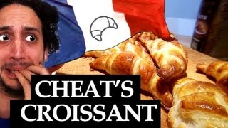 Cheat's French Croissant ! Risking my nationality on the Easiest Recipe available…