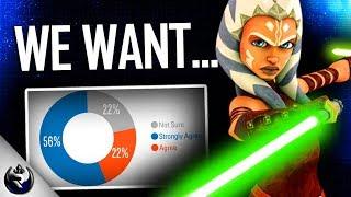 The Community Has Spoken! // Survey Results - Star Wars Battlefront 2