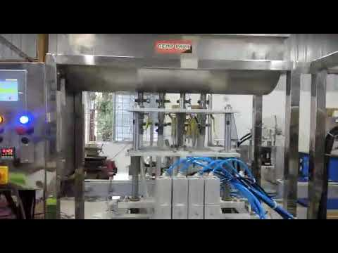 Automatic Paste And Liquid Filling Machine