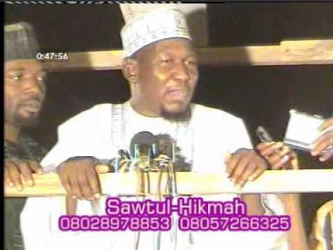 Sheikh Muhammad Kabiru Gombe (Tarkon Shaidan)