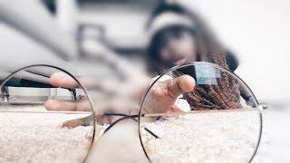 The Struggles Of Wearing Glasses! // ft.Firmoo Glasses! // Doreenthediva