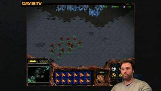 StarCraft: Brood War Pathfinding And Micro With Day[9]