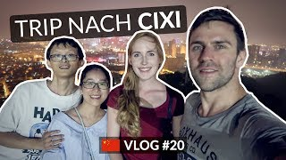 preview picture of video 'UNTERWEGS MIT LOCALS ★ Cixi | China ★ Vlog #20'