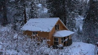 Download Youtube: Little House in Winter -- The Beautiful Life