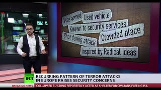 Dangerous Trend: Similarities in different attacks in EU becomes ever more glaring