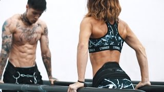 THINK YOU'RE STRONG? WATCH THIS! FULL BODY WORKOUT | THENX by OFFICIALTHENX