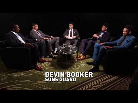 Markelle Fultz, Josh Jackson, Malik Monk, Jayson Tatum Discuss Rookie Experience with Devin Booker