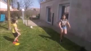 PEF à Domicile : le défi de Laura (U6 à La Gaubretière) !