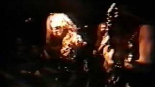 1/6 Absu - Intro/Cyntefyn's Fountain - Live in New York City (NYC) 1995