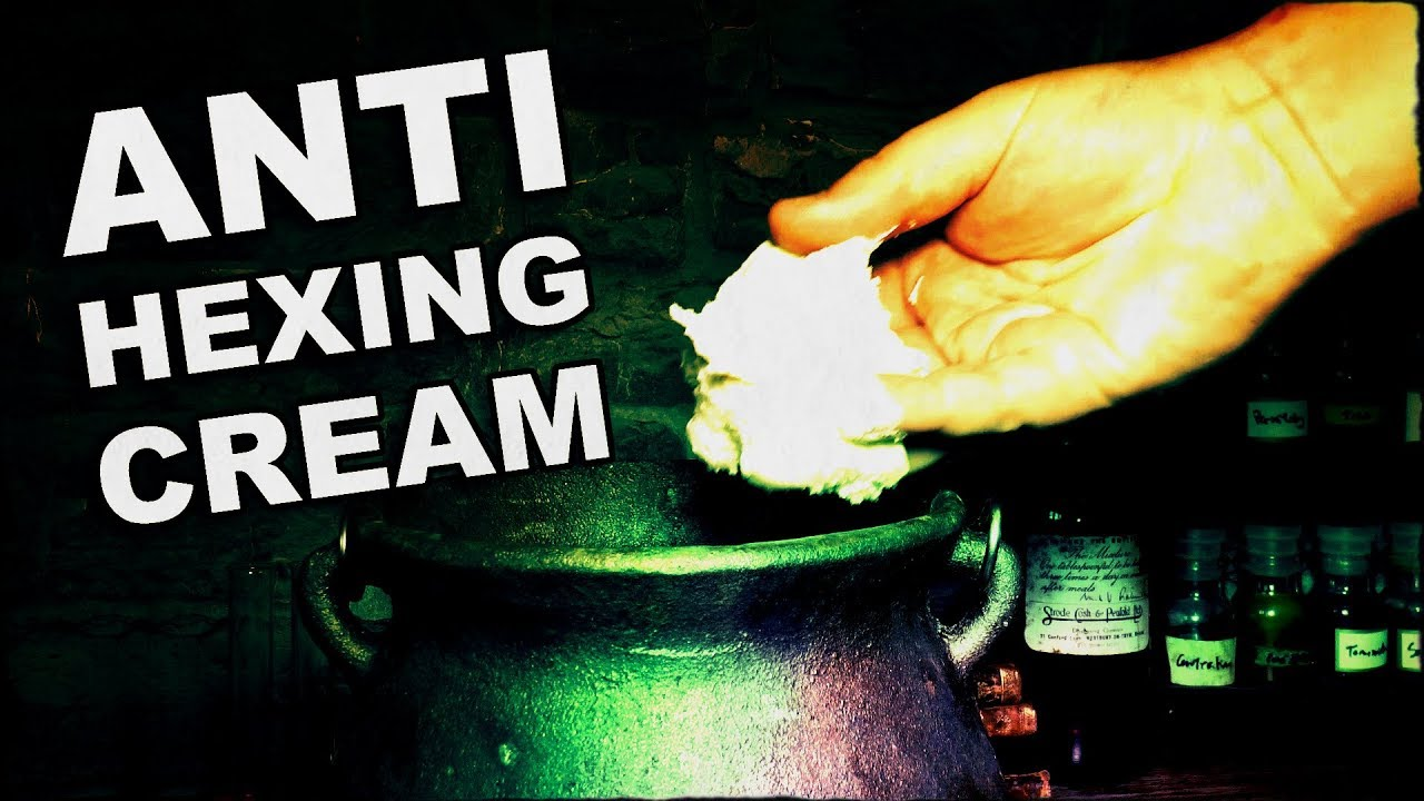 How To Make Anti-Hexing Cream