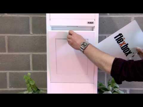 Flexbox postboxes